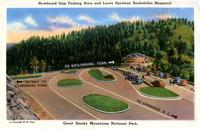 Newfound Gap Parking Area and Laura Spelman Rockefeller Memorial