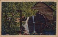 Old Grist Mill, The Great Smoky Mountains National Park