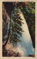Rainbow Falls Great Smoky Mountains National Park