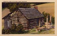 Mountain Home in the Great Smoky Mountains