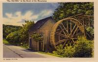 """""""The Old Mill,"""" in the Heart of the Mountains"""