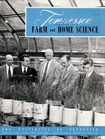 Tennessee farm and home science, progress report 20, October - December 1956