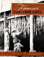 Tennessee farm and home science, progress report 19, July - September 1956