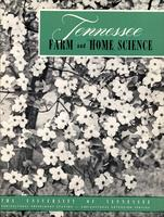 Tennessee farm and home science, progress report 13, January - March 1955