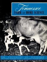 Tennessee farm and home science, progress report 12, October - December 1954