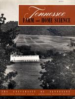 Tennessee farm and home science, progress report 11, July - September 1954