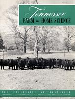 Tennessee farm and home science, progress report 9, January - March 1954
