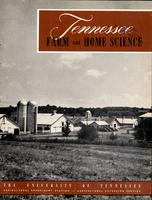 Tennessee farm and home science, progress report 7, July - September 1953