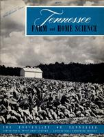 Tennessee farm and home science, progress report 4, October - December 1952