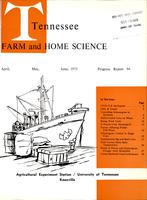Tennessee farm and home science, progress report 94, April - June 1975