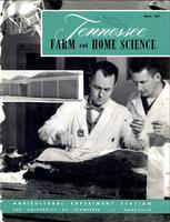 Tennessee farm and home science, progress report 37, January - March 1961