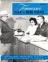 Tennessee farm and home science, progress report 36, October - December 1960