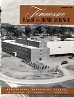 Tennessee farm and home science, progress report 31, July - September 1959