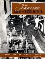 Tennessee farm and home science, progress report 27, July - September 1958