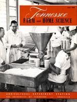 Tennessee farm and home science, progress report 26, April - June 1958
