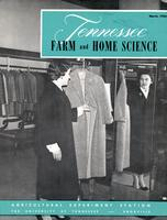 Tennessee farm and home science, progress report 25, January - March 1958