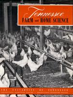 Tennessee farm and home science, progress report 22, April - June 1957