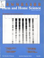 Tennessee farm and home science, progress report 155, July - September 1990