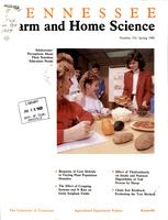 Tennessee farm and home science, progress report 150, April - June 1989