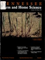 Tennessee farm and home science, progress report 149, January - March 1989