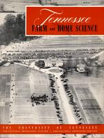 Tennessee farm and home science, progress report 2, April - June 1952