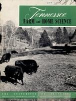 Tennessee farm and home science, progress report 1, January - March 1952