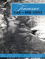 Tennessee farm and home science, progress report 16, October - December 1955