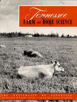 Tennessee farm and home science, progress report 14, April - June 1955