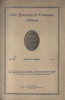 Tennessee Alumnus. Volume 8, Issue 4, 1924 October