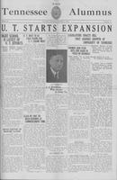Tennessee Alumnus. Volume 10, Issue 7, 1927 March 1