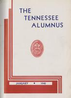 Tennessee Alumnus. Volume 19, Issue 8, 1940 January