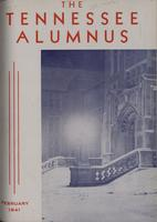 Tennessee Alumnus. Volume 21, Issue 2, 1941 February