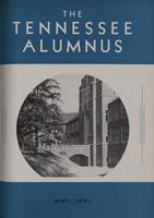 Tennessee Alumnus. Volume 21, Issue 3, 1941 May