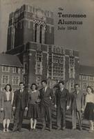 Tennessee Alumnus. Volume 22, Issue 4, 1942 July