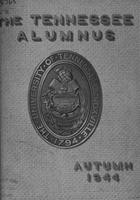 Tennessee Alumnus. Volume 25, Issue 1, 1944 Autumn