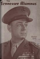 Tennessee Alumnus. Volume 25, Issue 2, 1945 Winter