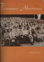 Tennessee Alumnus. Volume 32, Issue 2, 1951 Spring