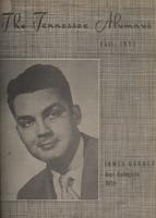 Tennessee Alumnus. Volume 33, Issue 3, 1952 Autumn