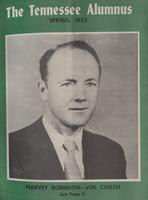 Tennessee Alumnus. Volume 33, Issue 6, 1953 Spring