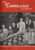 Tennessee Alumnus. Volume 34, Issue 4, 1953 Winter