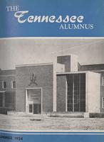 Tennessee Alumnus. Volume 34, Issue 2, 1954 Summer