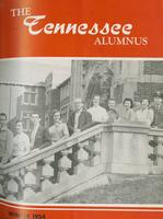 Tennessee Alumnus. Volume 34, Issue 4, 1954 Winter