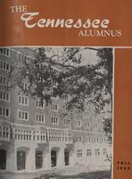 Tennessee Alumnus. Volume 35, Issue 3, 1955 Fall