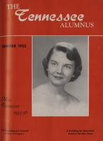 Tennessee Alumnus. Volume 35, Issue 4, 1955 Winter
