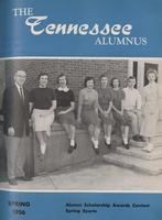 Tennessee Alumnus. Volume 36, Issue 1, 1956 Spring