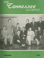 Tennessee Alumnus. Volume 36, Issue 2, 1956 Summer