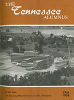Tennessee Alumnus. Volume 36, Issue 3, 1956 Fall