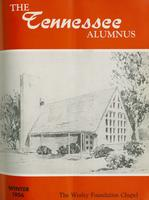 Tennessee Alumnus. Volume 36, Issue 4, 1956 Winter