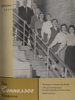 Tennessee Alumnus. Volume 36, Issue 1, 1957 Spring