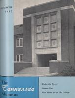 Tennessee Alumnus. Volume 36, Issue 2, 1957 Summer